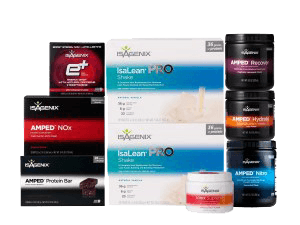 isagenix performance system pack